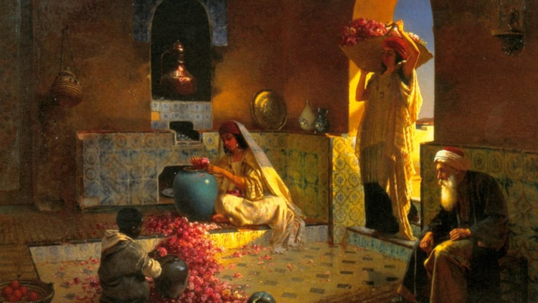 History Of Perfume The Perfume Maker 16 9