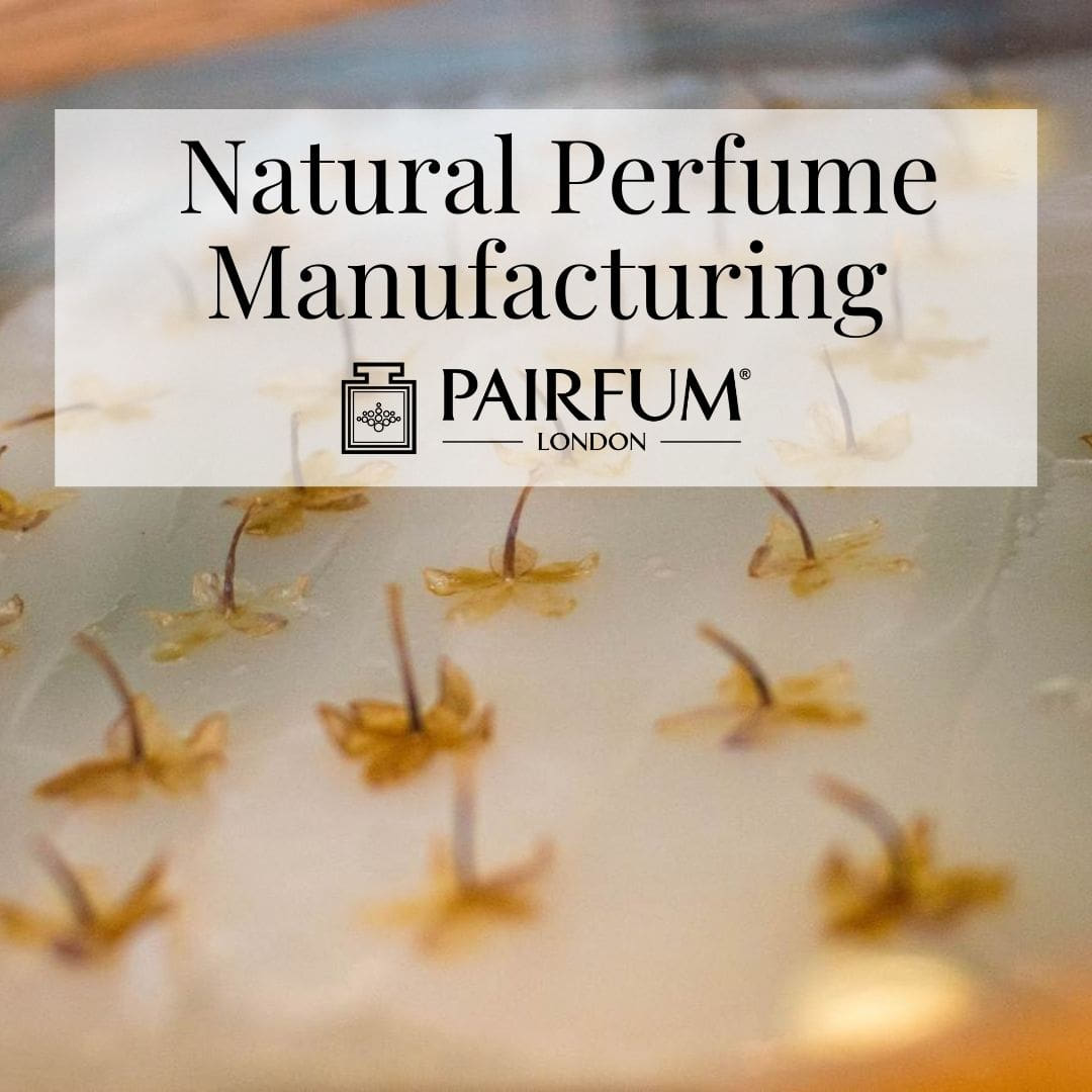 Natural Perfume Manufacturing