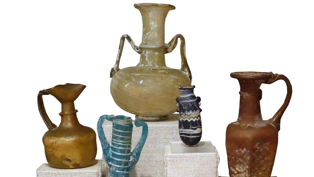 The History Of Perfume Assortment Of Ancient Perfume Vessels 16 9