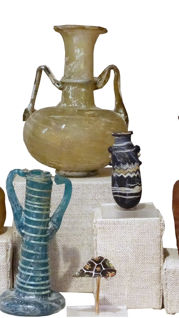 The History Of Perfume Assortment Of Ancient Perfume Vessels 9 16