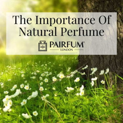 The Importance Of Natural Perfume