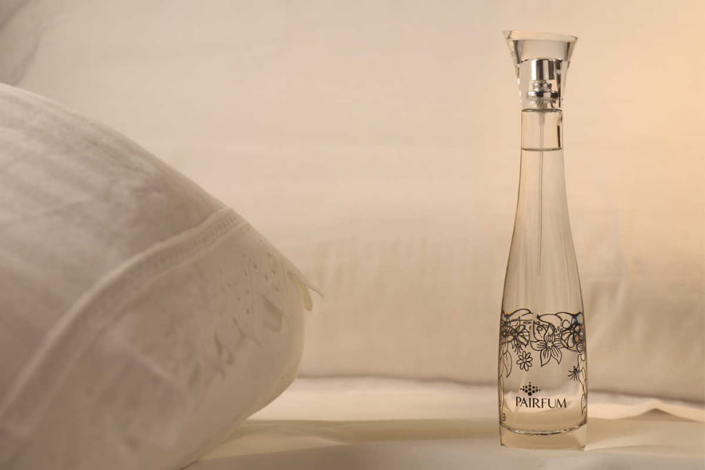 PAIRFUM Flacon linen perfume for linen & fabrics room spray