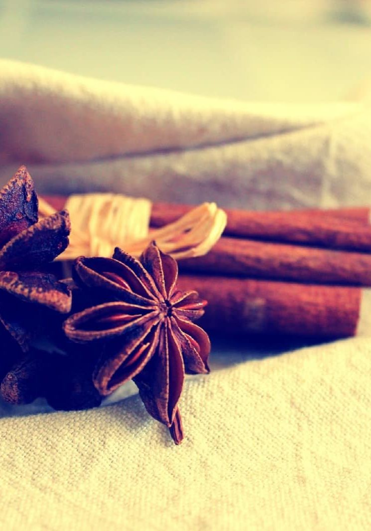Cinnamon Candles Star Anise
