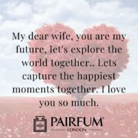Love Messages For Wife Heart