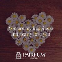 Love Messages Flower Heart